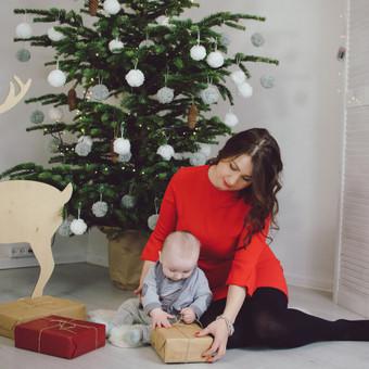 Kviečiu registruotis Kalėdinėms fotosesijoms studijoje :) / Sandra / Darbų pavyzdys ID 882889