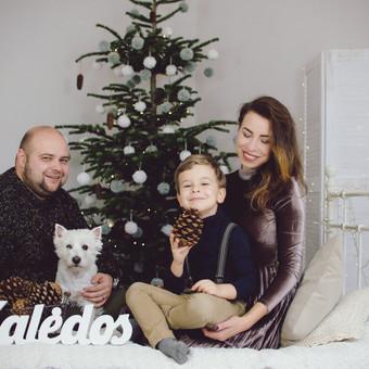 Kviečiu registruotis Kalėdinėms fotosesijoms studijoje :) / Sandra / Darbų pavyzdys ID 882905