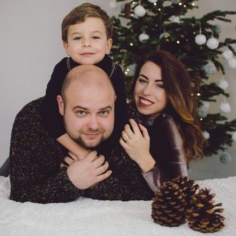 Kviečiu registruotis Kalėdinėms fotosesijoms studijoje :) / Sandra / Darbų pavyzdys ID 882909