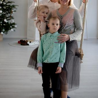 Kviečiu registruotis Kalėdinėms fotosesijoms studijoje :) / Sandra / Darbų pavyzdys ID 882919