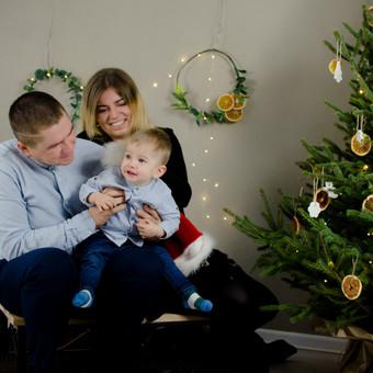 Kviečiu registruotis Kalėdinėms fotosesijoms studijoje :) / Sandra / Darbų pavyzdys ID 882923