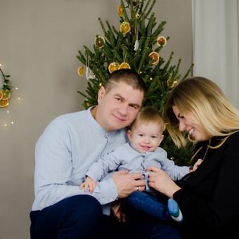 Kviečiu registruotis Kalėdinėms fotosesijoms studijoje :) / Sandra / Darbų pavyzdys ID 882925