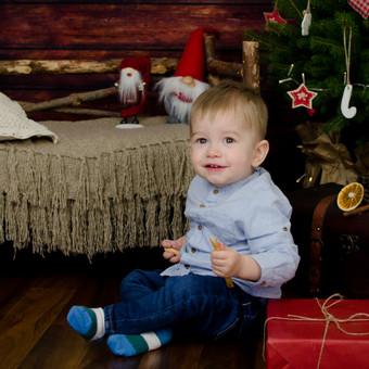 Kviečiu registruotis Kalėdinėms fotosesijoms studijoje :) / Sandra / Darbų pavyzdys ID 882929