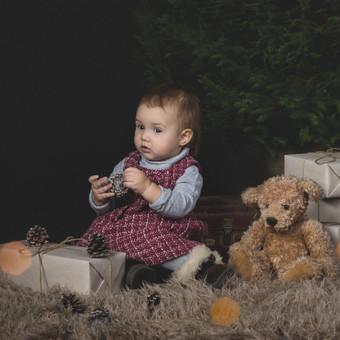 Kviečiu registruotis Kalėdinėms fotosesijoms studijoje :) / Sandra / Darbų pavyzdys ID 882931