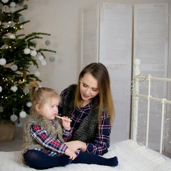 Kviečiu registruotis Kalėdinėms fotosesijoms studijoje :) / Sandra / Darbų pavyzdys ID 882933