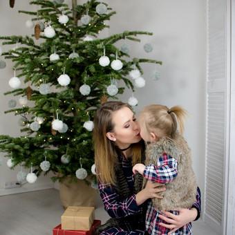 Kviečiu registruotis Kalėdinėms fotosesijoms studijoje :) / Sandra / Darbų pavyzdys ID 882935