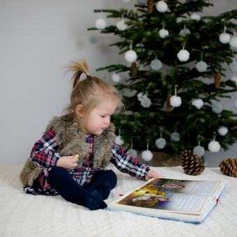 Kviečiu registruotis Kalėdinėms fotosesijoms studijoje :) / Sandra / Darbų pavyzdys ID 882937