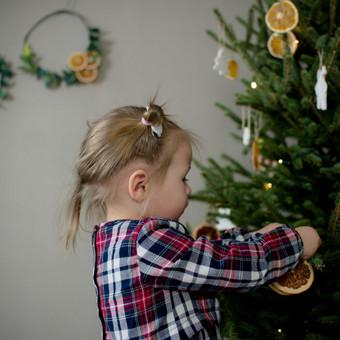 Kviečiu registruotis Kalėdinėms fotosesijoms studijoje :) / Sandra / Darbų pavyzdys ID 882941