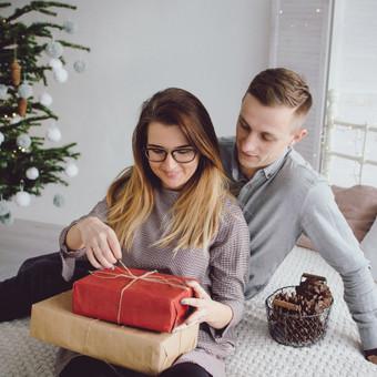 Kviečiu registruotis Kalėdinėms fotosesijoms studijoje :) / Sandra / Darbų pavyzdys ID 882943