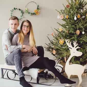 Kviečiu registruotis Kalėdinėms fotosesijoms studijoje :) / Sandra / Darbų pavyzdys ID 882947