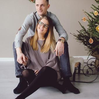 Kviečiu registruotis Kalėdinėms fotosesijoms studijoje :) / Sandra / Darbų pavyzdys ID 882951