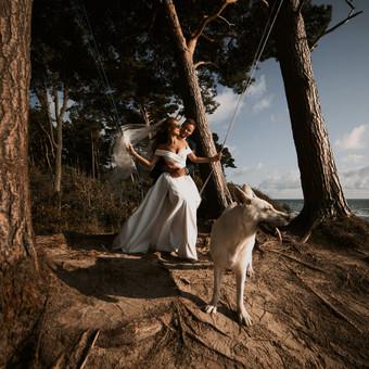 Stilinga portreto, vestuvių ir mados fotografija / Karolina Vaitonytė / Darbų pavyzdys ID 883089