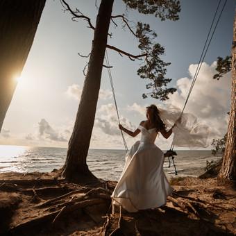 Stilinga portreto, vestuvių ir mados fotografija / Karolina Vaitonytė / Darbų pavyzdys ID 883091