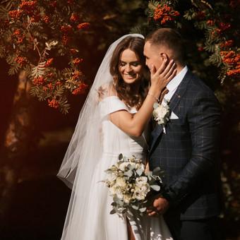 Stilinga portreto, vestuvių ir mados fotografija / Karolina Vaitonytė / Darbų pavyzdys ID 883123