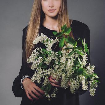 Kviečiu registruotis Kalėdinėms fotosesijoms studijoje :) / Sandra / Darbų pavyzdys ID 883351
