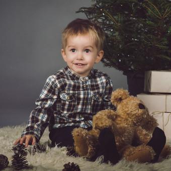 Kviečiu registruotis Kalėdinėms fotosesijoms studijoje :) / Sandra / Darbų pavyzdys ID 883373