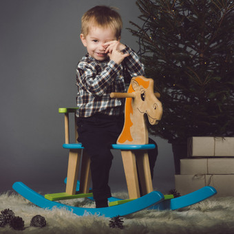 Kviečiu registruotis Kalėdinėms fotosesijoms studijoje :) / Sandra / Darbų pavyzdys ID 883375
