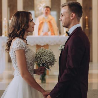 Priimu registracijas 2020 metų vestuvių sezonui! / Snieguolė / Darbų pavyzdys ID 883435