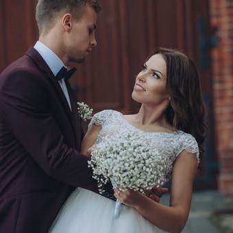 Priimu registracijas 2020 metų vestuvių sezonui! / Snieguolė / Darbų pavyzdys ID 883451