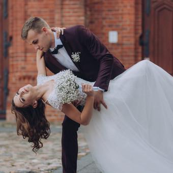 Priimu registracijas 2020 metų vestuvių sezonui! / Snieguolė / Darbų pavyzdys ID 883455
