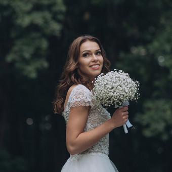 Priimu registracijas 2020 metų vestuvių sezonui! / Snieguolė / Darbų pavyzdys ID 883491
