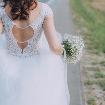 Priimu registracijas 2020 metų vestuvių sezonui! / Snieguolė / Darbų pavyzdys ID 883493