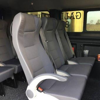 Keleivių pervežimai / Galiu Pavežėt / Darbų pavyzdys ID 102219