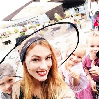 Animatorė / vaikų švenčių vedėja / Justina / Darbų pavyzdys ID 888829