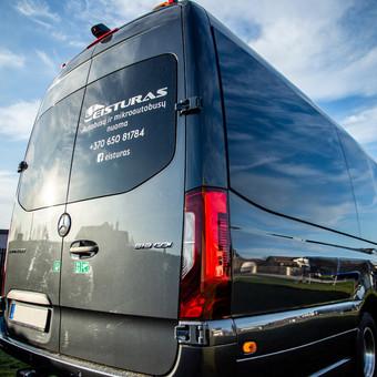 Autobusų ir mikroautobusų nuoma / Keleivių vežimas / Darbų pavyzdys ID 891687