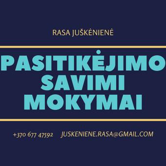 UŽIMTUMAS/EDUKACIJA - Renginių organizavimas / Rasa / Darbų pavyzdys ID 892299