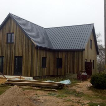 Senu mediniu namu renovacija,rekonstrukcija / Aivaras / Darbų pavyzdys ID 892347