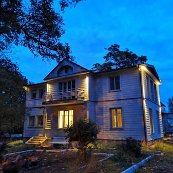 Senu mediniu namu renovacija,rekonstrukcija / Aivaras / Darbų pavyzdys ID 892349