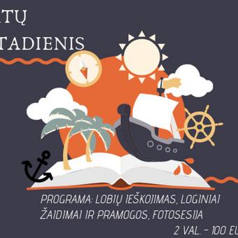 UŽIMTUMAS/EDUKACIJA - Renginių organizavimas / Rasa / Darbų pavyzdys ID 892421