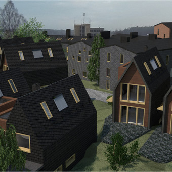 Architektas Aidas Bumbulis. Visos projektavimo paslaugos. / Aidas Bumbulis / Darbų pavyzdys ID 892759