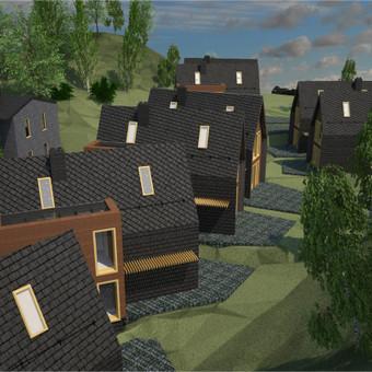 Architektas Aidas Bumbulis. Visos projektavimo paslaugos. / Aidas Bumbulis / Darbų pavyzdys ID 892761