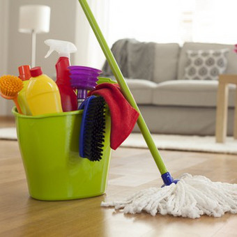 Visos Valymo Paslaugos / Cleaning Service / Darbų pavyzdys ID 893373
