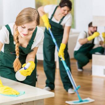 Visos Valymo Paslaugos / Cleaning Service / Darbų pavyzdys ID 893437
