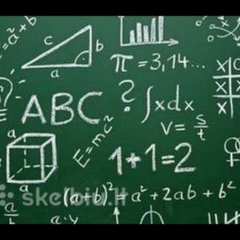 Matematikos mokytoja - korepetitorė / Loreta / Darbų pavyzdys ID 894119