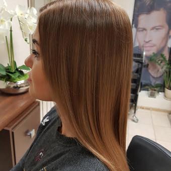 Modeliniai kirpimai, plaukų dažymas, ilgal.plaukų tiesinimas / Grožio Salonas/Kirpykla / Darbų pavyzdys ID 894513
