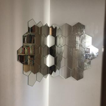 Veidrodžiai ir Stiklo gaminiai / Gabrielius Orlauskas / Darbų pavyzdys ID 887661