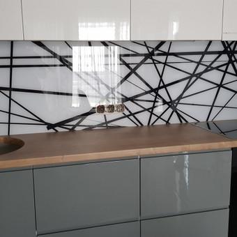 Veidrodžiai ir Stiklo gaminiai / Gabrielius Orlauskas / Darbų pavyzdys ID 897081