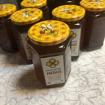 Verslo dovanos Medus ir kiti bičių produktai / Imantas Masiulis / Darbų pavyzdys ID 898069
