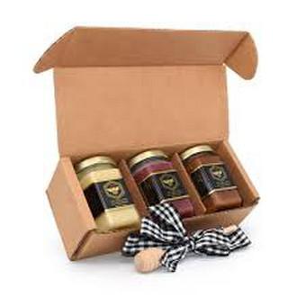 Verslo dovanos Medus ir kiti bičių produktai / Imantas Masiulis / Darbų pavyzdys ID 898075