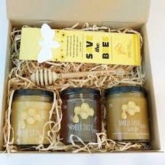 Verslo dovanos Medus ir kiti bičių produktai / Imantas Masiulis / Darbų pavyzdys ID 898077
