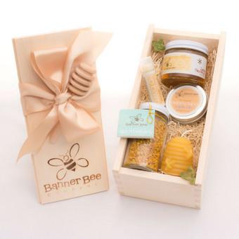 Verslo dovanos Medus ir kiti bičių produktai / Imantas Masiulis / Darbų pavyzdys ID 898079
