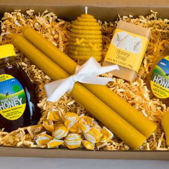 Verslo dovanos Medus ir kiti bičių produktai / Imantas Masiulis / Darbų pavyzdys ID 898081