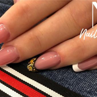Akriliniai,geliniai nagai.gel.lakavimas,pedikiūras / Nail fashion studio / Darbų pavyzdys ID 898833