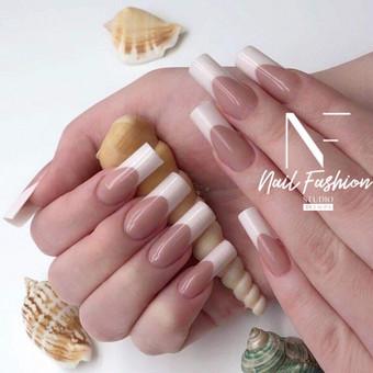 Akriliniai,geliniai nagai.gel.lakavimas,pedikiūras / Nail fashion studio / Darbų pavyzdys ID 898871