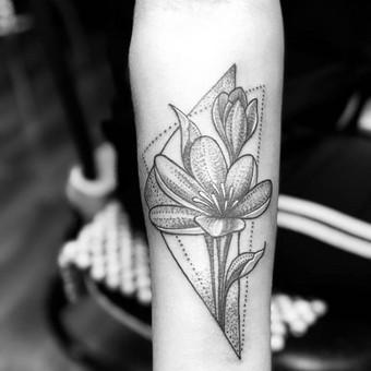 Visų Šventų Tattoo / Visų Šventų Tattoo / Darbų pavyzdys ID 899553