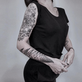 Visų Šventų Tattoo / Visų Šventų Tattoo / Darbų pavyzdys ID 899567